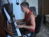 Музыка из заставки к сериалу Чёрная жемчужина(я за фортепиано)