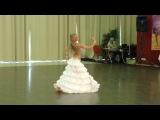 Александра Кузьмина ( хореограф- Ольга НУР) ЧЕмпионат СПБ 2012